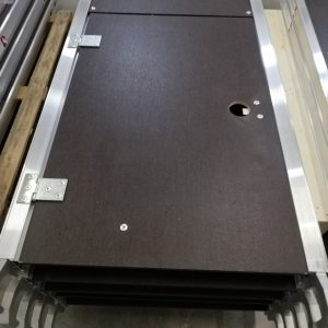 AC Steigtechnik Plattform 305 cm ohne Luke