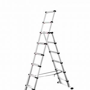 TELESTEPS Combi 6+2 mit 2,30 m Länge