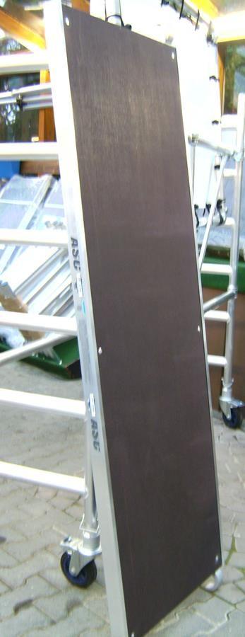 AC Steigtechnik Plattform 250 cm ohne Luke