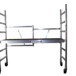 "AC Steigtechnik ""xPress Basic-S"" Rollgerüst, 3,0 m – 7,5 m  Arbeitshöhe"
