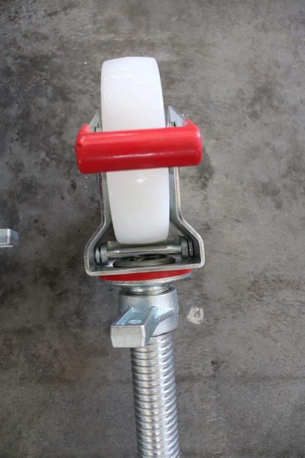 1 Stück Gerüstrolle 150 mm kompatibel zu Layher* – Gerüsten