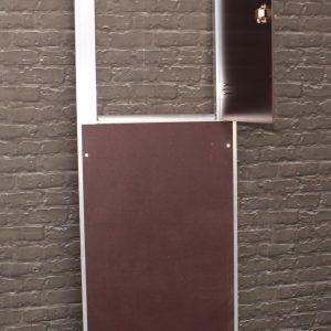 AC STEIGTECHNIK Plattform 190 cm mit Luke