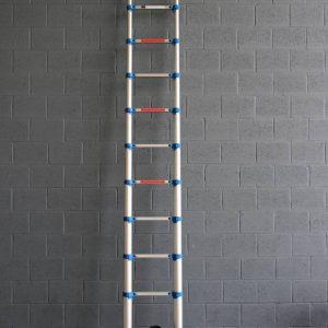 "AC Steigtechnik ""Quick-Step"" Alu-Teleskopleiter 3,2 m"