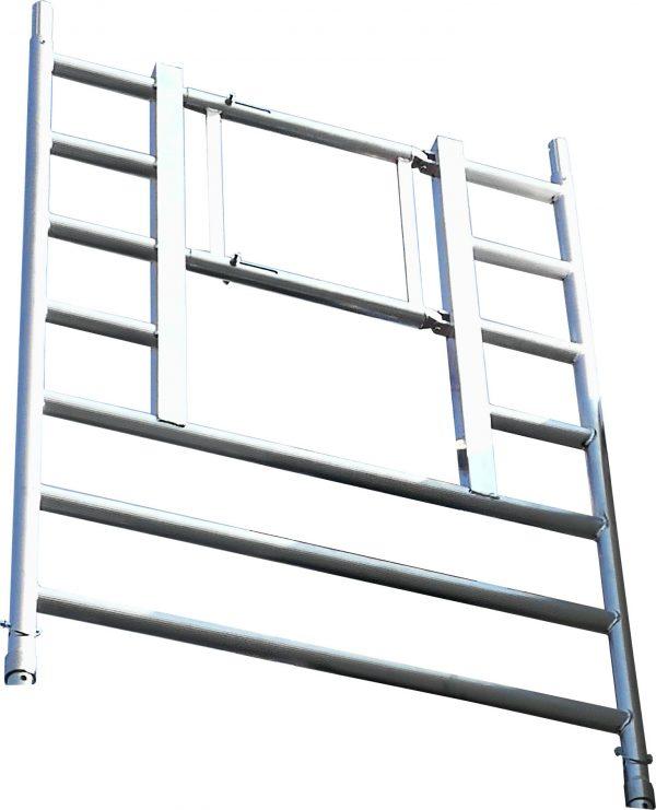 AC Steigtechnik Solarplatten-Lift Erweiterung