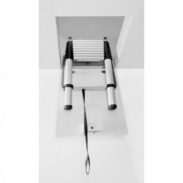 TELESTEPS Loft Dachbodenleiter Mini & Maxi 2,21-3,0 m
