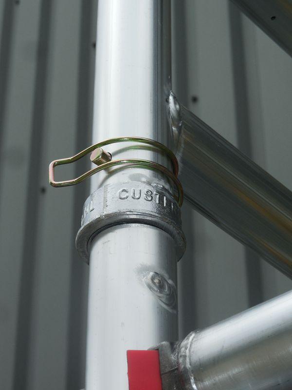 """CUSTERS """"CR"""" 130-250 von 4,30 m bis 14,30 m Arbeitshöhe"""