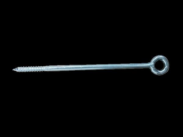 Ösenschrauben mit Holzgewinde für 14 mm Dübel zur Nutzung mit Maueranker