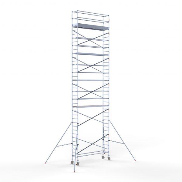 """AC Steigtechnik """"PRO-S 305"""" Profi-Gerüst, von 4,0 – 14,0 Meter Arbeitshöhe, nach DIN EN 1004 & 1298"""