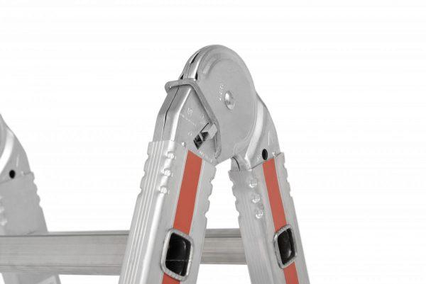 HYMER 4042 Teleskopleiter