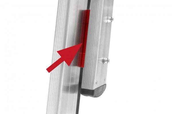 HYMER 6051 Seilzugleiter, zweiteilig