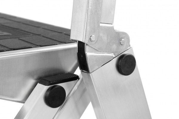 HYMER 6061 Sicherheitstreppe mit Bügel