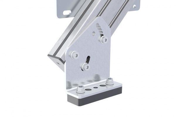 HYMER 6884 Treppenpodest, Stufenbreite 600 mm